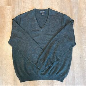 Brooks Brother V Neck Sweater